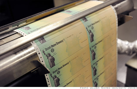The debt ceiling deal spares Social Security for now.