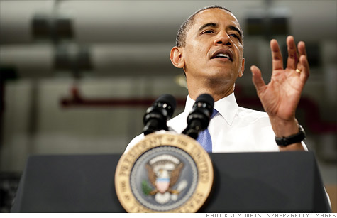 President Obama wants to extend the payroll tax holiday and unemployment benefits to boost the economy.