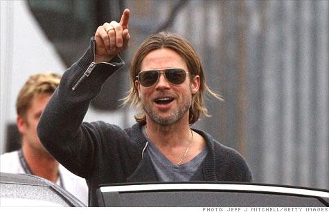 Brad Pitt home for sale