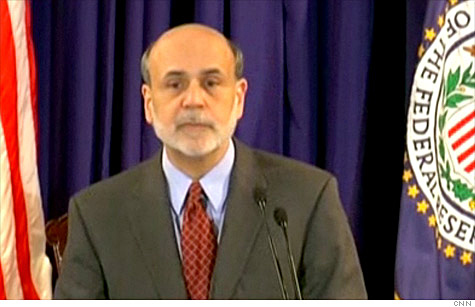 Economists hope Fed Chairman Ben Bernanke will stand pat when he speaks in Jackson Hole, Wy., on Friday.