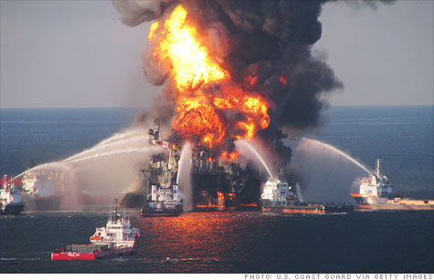 BP's $20 billion oil spill claims fund: $5 billion paid