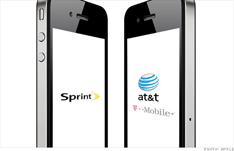Sprint's primary opposition to the AT&T and T-Mobile merger was that it would create a wireless duopoly. But if Sprint starts selling the iPhone, it will undermine its own argument.