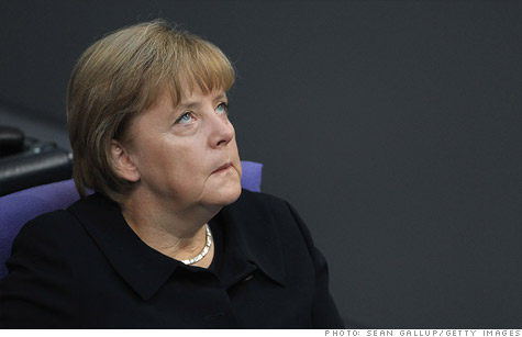 German Chancellor Angela Merkel wants greater 'convergence' among all EU members.
