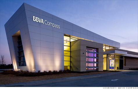 Spanish bank BBVA is already a big presence in the United States with its BBVA Compass franchise. Some think more European banks need to start buying American lenders.