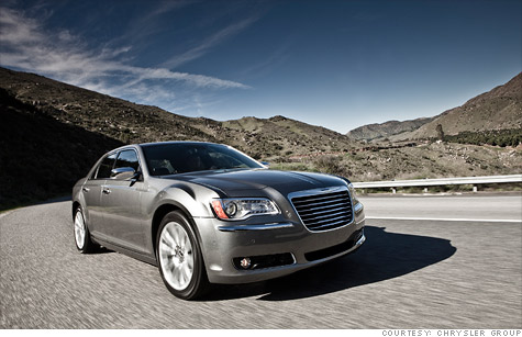 Chrysler Group had the biggest sales gain of the Detroit automakers and one that was not due incentive spending or fleet sales, analysts said.