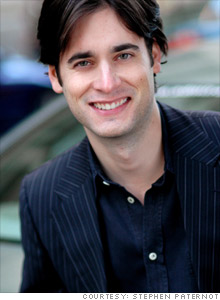Stephan Paternot is former co-CEO of theglobe.com. He is now an investor.