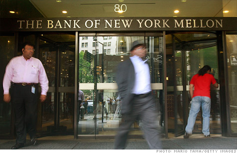 Bank of New York Mellon accused of currency fraud