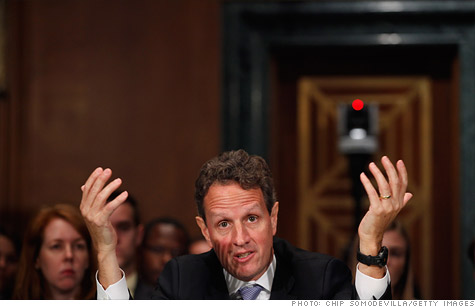 Treasury Secretary Tim Geithner will attend a meeting of finance ministers from the Group of 20 economies later this week in Paris.