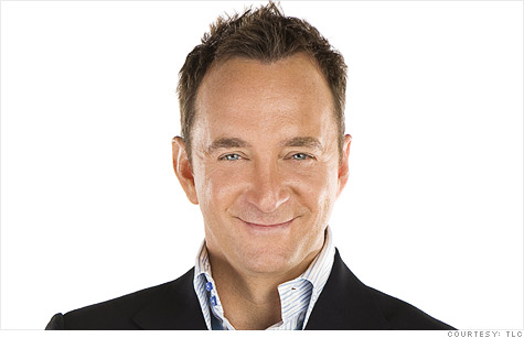 Clinton Kelly, who shot to fame on