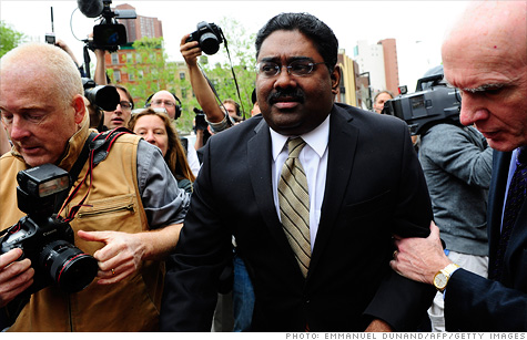 Galleon manager Rajaratnam sentenced for insider trading
