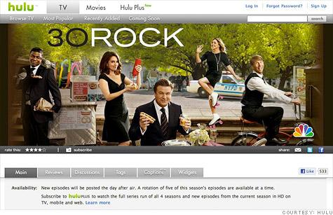 Hulu takes itself off the block