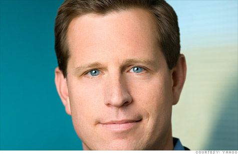 Interim CEO Tim Morse has been running Yahoo since Carol Bartz's firing last month.