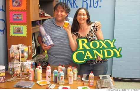 Nifty Candy, Roxy Klein, David Klein