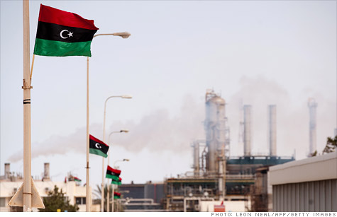 Even with Gadhafi dead, damaged infrastructure and political squabbles will likely hinder Libya oil production for years to come.