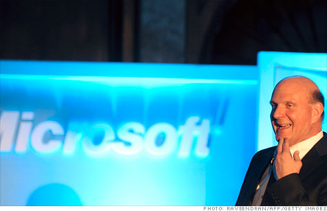 Microsoft CEO Steve Ballmer is trying to recharge his four-decade-old company.