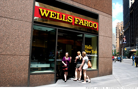 Wells Fargo sent the wrong bank statements to customers in Florida and South Carolina, but wouldn't say how many.