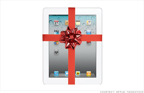 Tablet computers: The top electronic gift this Christmas ...