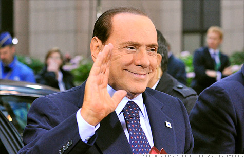 As Italian interest rates climb higher and higher, some financial experts wonder if the government of Prime Minister Silvio Berlusconi can survive the debt crisis.