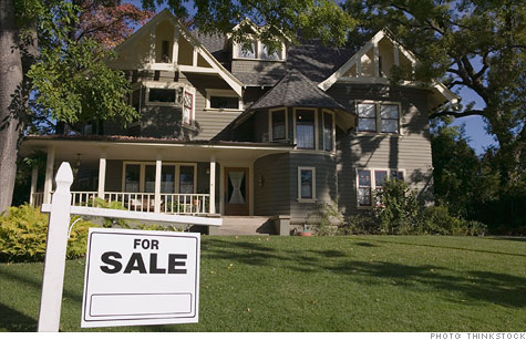 Home prices heading for triple-dip