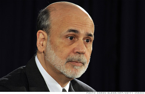 Bernanke says Occupy Wall Street misunderstands Fed