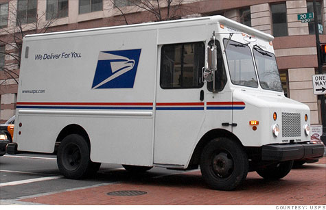 Proposal to save Postal Service would buy out 100,000 workers