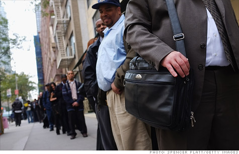 New unemployment benefits claims fall below 400,