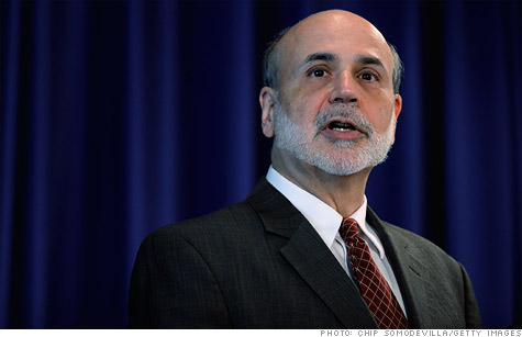 Bernanke rallies the troops ahead of Veterans Day