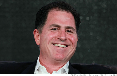 Dell CEO Michael Dell said if he could start over today, he'd launch a business in China.