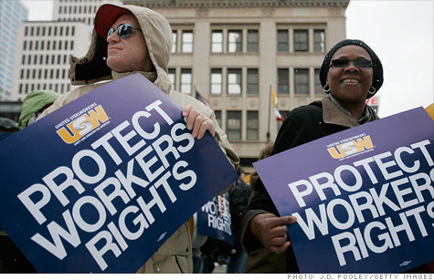 Ohio voters repealed controversial curbs on union collective bargaining rights.