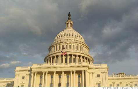 Congress must approve a new spending plan by Friday.