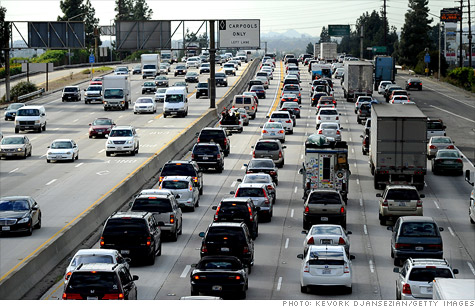 The highways will be crowded this Thanksgiving weekend, according to AAA, which projected a rise in travel.