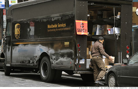 UPS is raising its rates in 2012.