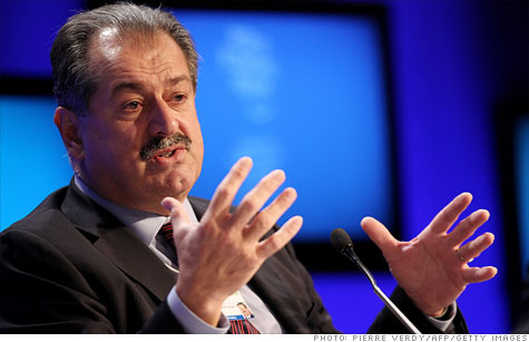 Dow Chemical CEO Andrew Liveris is the latest CEO to call for more taxes on millionaires.