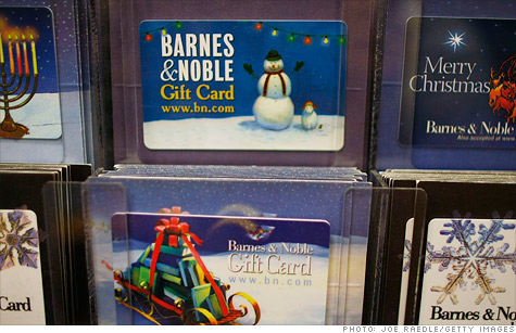 gift cards holiday money