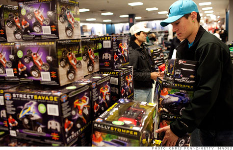 Impact of strong Black Friday won't solve U.S. economic woes.