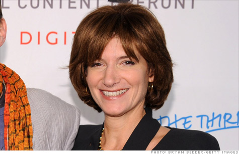 Time Inc. names ad firm chief Laura Lang as new CEO
