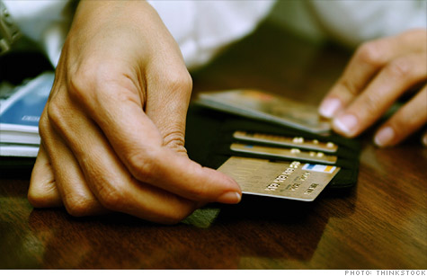 Credit cards are 'back in favor' among consumers, as banks bombard consumers with enticing offers and incentives aimed at getting them to use credit over debit.