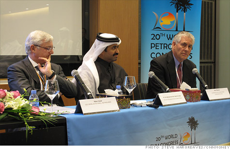 Big Oil: Oil, natural gas supply abundant due to technology