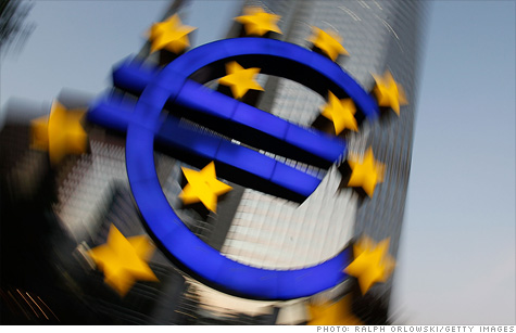 The ECB cut a key interest rate as economic conditions deteriorate in the wake of the deepening debt crisis.