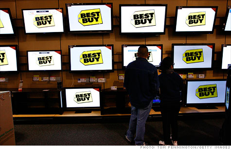 Retailers have said Black Friday sales were strong. But companies that make components for TVs, phones and tablets have warned of slowing consumer demand.