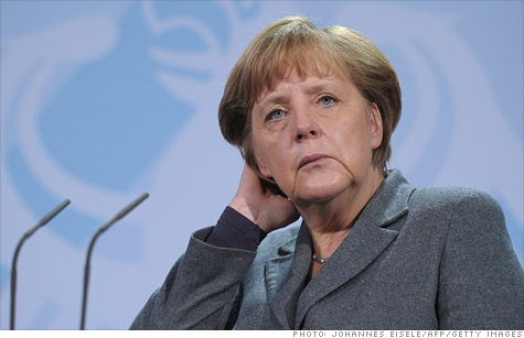 Germany's Angela Merkel is trying to instill Teutonic-style fiscal  responsiblity throughout Europe, but bonds, stocks and the euro are behaving like last week's summmit didn't even happen.