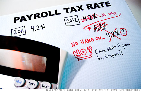 Playing Payroll Tax Roulette Dec 20 2011