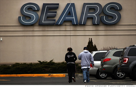 Sears Holdings has released a partial list of the Sears and Kmart stores set to close as a result of the company's poor sales this holiday season.