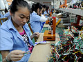 'Made in China' makes money for the U.S.A.