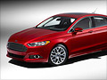 Ford unveils new Fusion plug-in sedan