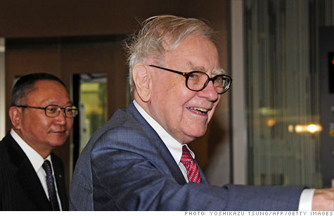 Warren Buffett, like other super-rich, gets a big chunk of his income from investments -- and benefits from preferential tax rates as a result.