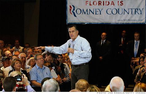 Chamber backs Romney