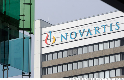 Swiss drugmaker Novartis is cutting nearly 2,000 jobs in the U.S.