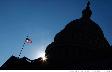 Budget cuts on Capitol Hill.