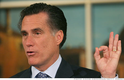 As governor of Massachusetts, Mitt Romney closed a big deficit with a mix of spending cuts and revenue increases, but his tax record shows he never raised tax rates.